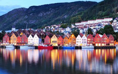 La Scandinavie devient l'épicentre de l'Internet des Objets - objeko.com | Internet du Futur | Scoop.it