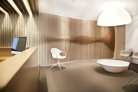 Mal-Vi Architects : Clinique ORL | Rendons visibles l'architecture et les architectes | Scoop.it