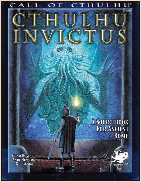 Cthulhu Invictus | Glanages & Grapillages | Scoop.it