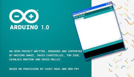 Arduino IDE 1.0 ya disponible - BricoGeek.com   android creativo   Scoop.it