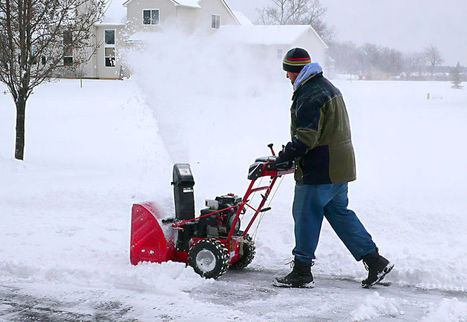 Snow Blowers: Getting rid of Snow has just Gotten Easier! | Corded & Cordless Power Tools - House & Garden | Hure1932 | Scoop.it