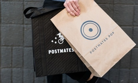 Postmates launching 15-minute food delivery service in NYCtomorrow | Retail Supply Chains | Scoop.it