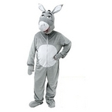 Unisex Adult Donkey Fancy Dress Costume, Shrek Donkey Fancy Dress Outfit | Fancy Dress Ideas | Scoop.it