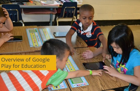 Apps for Your Class. Google Play for Education (PUBLIC ON WEB) - Google Slides | Recull diari | Scoop.it