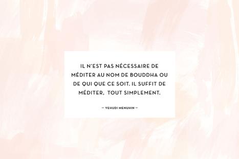 Où méditer à Paris ? - My Little Paris   Mindfulness & Pleine Conscience   Scoop.it