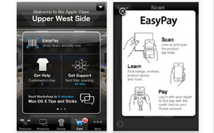 Apple Updates Apple Store App with Personal Pickup and EasyPay | All Technology Buzz | Scoop.it