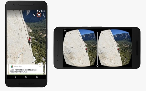 Google ottaa loikan virtuaalitodellisuuteen – uusi tuote tulossa | Augmented Reality & VR Tools and News | Scoop.it