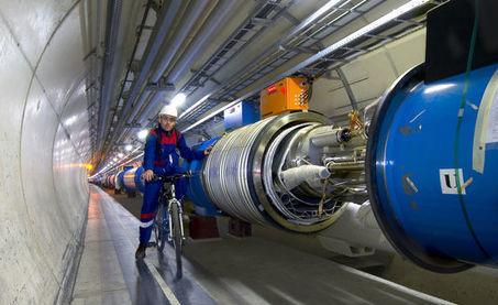 Au CERN, la quête des particules est relancée | Intellectual Property - Personnal Watch | Scoop.it