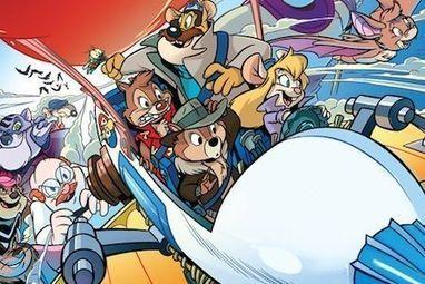 Capcom : d'autres jeux vidéo Disney réédités en HD ? | KoOpa Games | Scoop.it