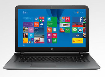 HP Pavilion Notebook 17-g020nr Review - All Electric Review | Laptop Reviews | Scoop.it