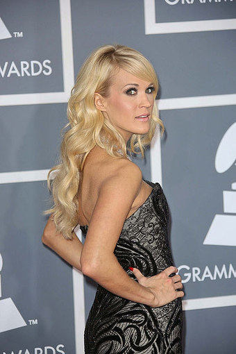 Carrie Underwood Says She's Unaware Of Any Feud With Taylor Swift - Starpulse.com | Shes Country | Scoop.it