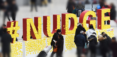 Nudge, la politica 'sexy' che punta a migliorare il mondo. Con gentilezza | Bounded Rationality and Beyond | Scoop.it