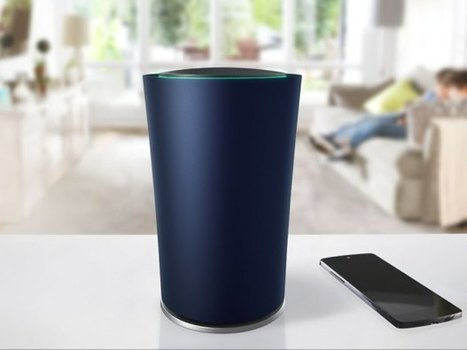 Google Inc unveils cylinder-shaped OnHub Wi-Fi router with made-in-Canada software   Trends shaping the business landscape   Scoop.it