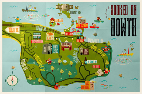 An Illustrated Guide to Howth | Visit Dublin | Visit Dublin | Destination Marketing Management | Scoop.it