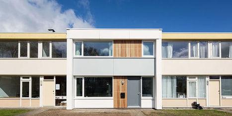 Un projet de rénovation massive de logements à énergie zéro | NOVABUILD - La construction durable en Pays de la Loire | Scoop.it