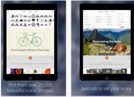 Adobe Released A New Free Storytelling App | Visual*~*Revolution | Scoop.it