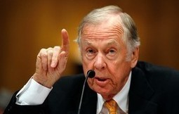 Billionaire T. Boone Pickens Sues His Son, Alleging 'Cyberbullying' - Forbes | Internet Defamation | Scoop.it