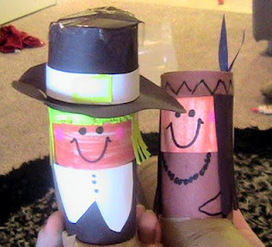 Preschool Crafts for Kids*: Best 15 Thanksgiving Crafts for Kids | Celebrate the Arts with Kids | Scoop.it