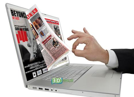 7 Free Online Tools To Create Digital Publications (Flipbooks, Portfolios, Albums, etc.) | Novedades Edutecno | Scoop.it