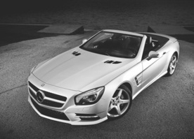 Mercedes-Benz SL550 puts a new face on the classic luxury roadster - 2013-Mar-16 | Luxury Innovation | Scoop.it