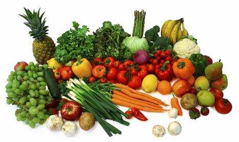 ¿Consumir frutas y verduras prolonga la vida? - Intramed.net (Suscripción) | Base de datos médica | Scoop.it