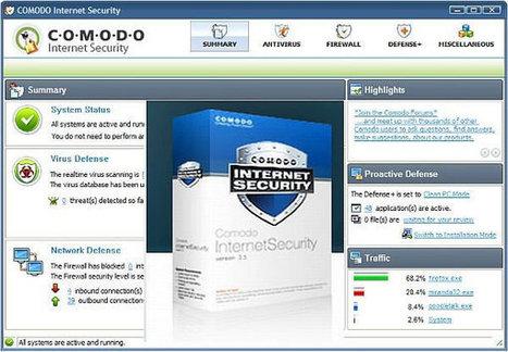 Protege tu ordenador con Comodo Internet Security | Batiburrillo.net | Scoop.it