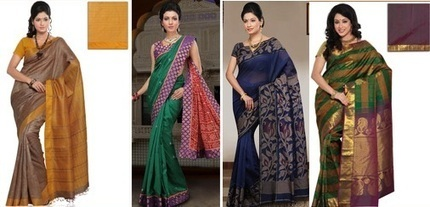 Different Types of Indian Silk Sarees: An Overview   Women's Fashion   Scoop.it