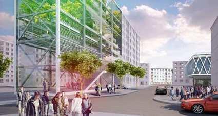 L'agriculture a-t-elle un avenir en ville? | CDI RAISMES - MA | Scoop.it