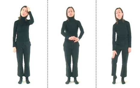 Let's Get Physical! Using Gestures to Learn a Foreign Language   Language News   Second Language   Scoop.it