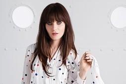 Zooey Deschanel Teams With Tommy Hilfiger | Fashion | Scoop.it