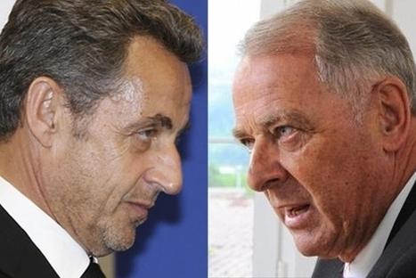 Adolf Ogi cloue le bec de Sarkozy | Think outside the Box | Scoop.it