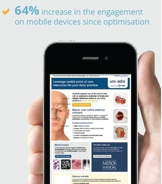 Univadis : delivering personalized content aligned to customer needs | Pharma marketing | Scoop.it