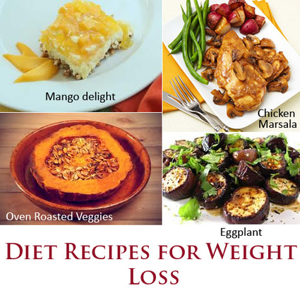 Diet Recipes for Weight Loss | Health | Scoop.it