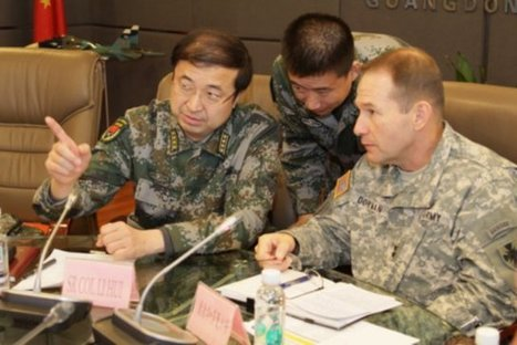 US, China Conduct Disaster Management Exchange - United States Army (press release) | EM 585 - Military Role in Disaster Relief | Scoop.it