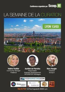Scoop.it fait étape à Lyon pour la semaine de la curation le 13 mars ... - Rencontres IRL & Networking : le blog | Si les images pouvaient parler elles diraient des mots | Scoop.it