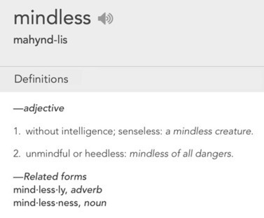 Tom Evans | Why Mindfulness Is Misleading | A Conscious Approach to Time Management | Scoop.it
