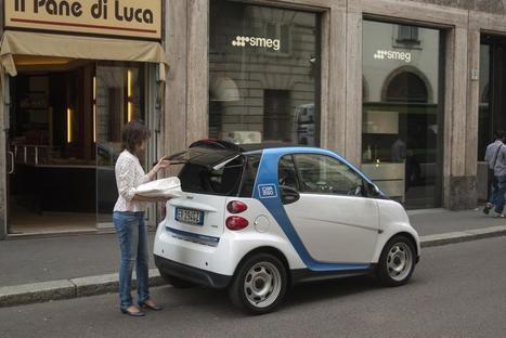 Cos'è, quanto costa, come funziona Car2Go Milano? - Milano Giorno e Notte | Milano Fashion | Scoop.it