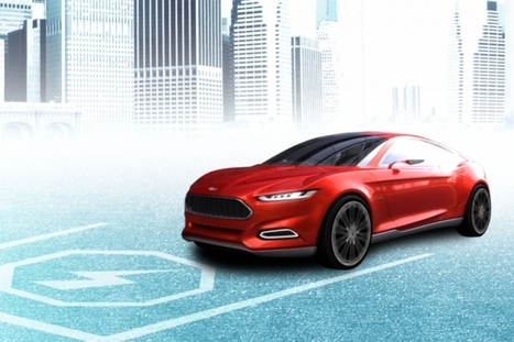 Forget gas; future Ford cars may run on the cloud | digitalassetman | Scoop.it