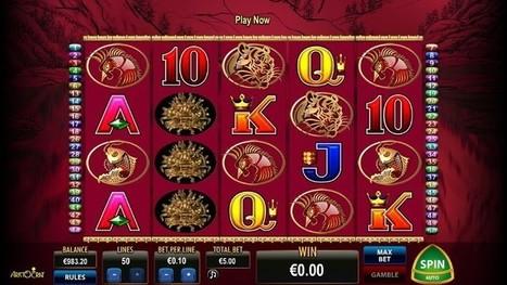 New 50 Dragons slot online | Online Slots | Scoop.it