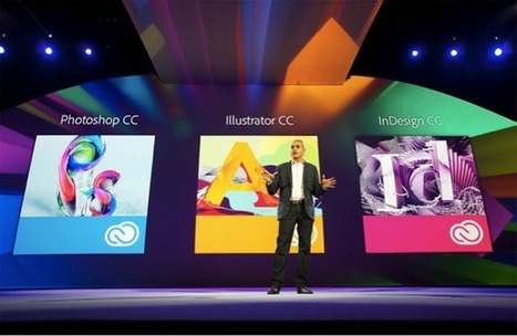 Adobe acaba con Creative Suite y reinventa Creative Cloud, el nuevo hábitat de los creadores visuales | Aimaro 3.0 | Scoop.it