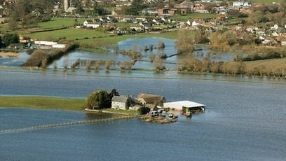 Flood-hit farms given £5,000 government grant | Government Grants | Scoop.it