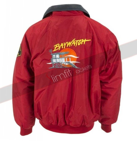 Lifeguard Baywatch Bomber Jacket | Never Seen Before - Exclusive Collection | Scoop.it