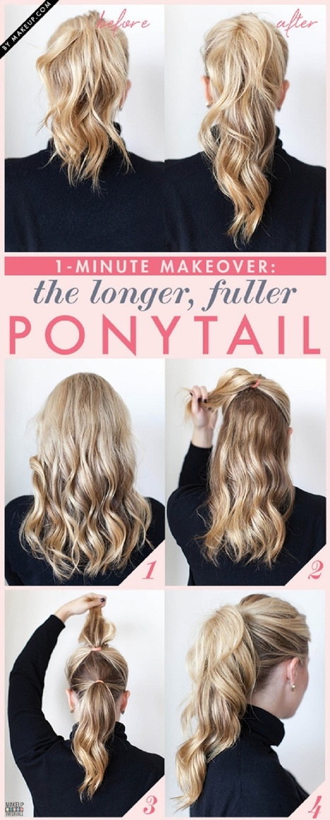 7 Best Hairstyling Hacks and Tricks To Know - | Creative Stuff | Scoop.it