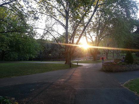 More parks don't mean more walking: study | Comunicación y Salud | Scoop.it