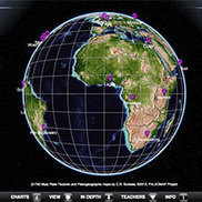 EarthViewer — Online and Downloadable Version | HHMI BioInteractive | GEOGRAFÍA | Scoop.it