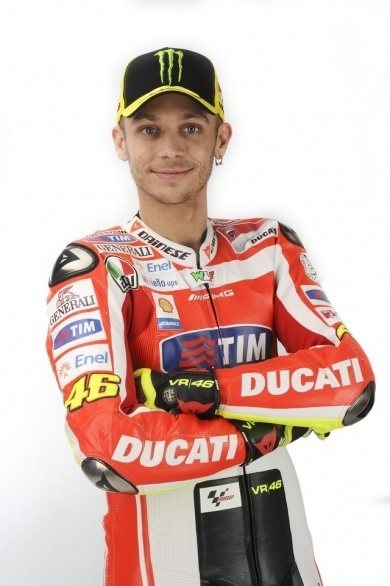 Valentino Rossi & Nicky Hayden in the new Ducati leathers | Ducati & Italian Bikes | Scoop.it