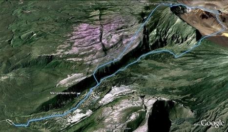 Mt Tongariro (returning via Hardman's Ridge) | Gt Barrier Island and Tongariro National Park | Scoop.it
