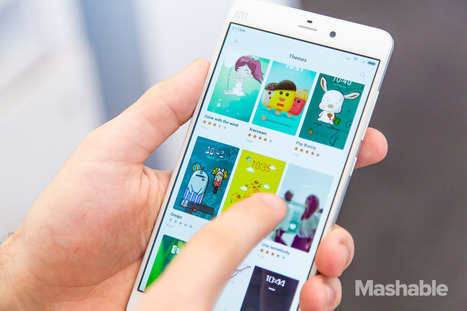 Xiaomi Mi Note is the best 'made in China' phone you've never heard of | Mobile Technology | Scoop.it