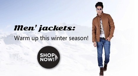 Jackets: Your best friend to look amazing | Jackets | winter clothes | Scoop.it