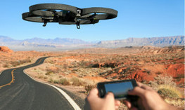 Ce drôle de drone décolle grâce aux smartphones et aux tablettes - La hotte liste de 20 Minutes - 20minutes.fr | Penchavimapi en Paapoonaisie | Scoop.it